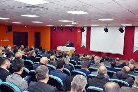 İkinci Dönem Okul Müdürleri Toplantısı Gerçekleştirildi
