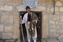 Yunus Emre'nin Dedesi İsmail Hacı'nın Türbesine Ziyaret