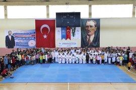 Karaman'da Yaz Spor Okulları Açıldı
