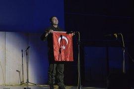 15 Temmuz İhanet Gecesi KMÜ'de Sahne Aldı