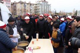 Karaman'da Sarıkamış Şehitleri anıldı
