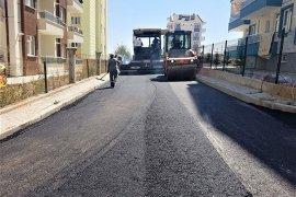 Karaman Belediyesi Hafta Sonları Da Durmuyor