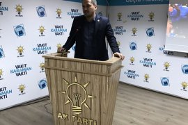 AK Parti Karaman il teşkilatı İl Danışma Meclis toplantısını gerçekleştirdi