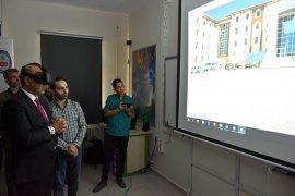 Türkiye'nin İlk Sanal Gerçeklik Arapça Dil Sınıfı Açıldı