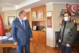 Başkan Oprukçu'dan Filyasyon Ekibine Jest