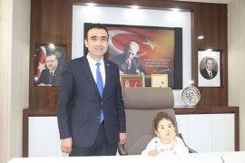 Başkan Kalaycı'dan Minik Ziyaretçilere Büyük Jest