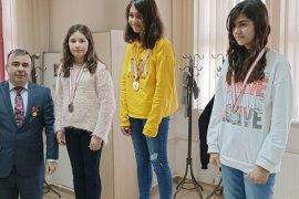 Okullar Arası Küçükler Satranç Müsabakaları Sona Erdi