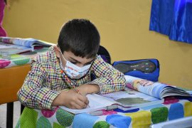 Köy Okulları İçin Ders Zili Çaldı