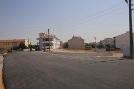 Belediyenin Yol Çalışmaları Farklı Bölgelerde
