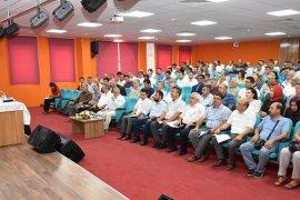 Okul Müdürleri Toplantısı, İl Müdürü Kurt'un Başkanlığında Gerçekleştirildi