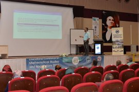 'Uluslararası Matematiksel Çalışmalar Ve Uygulamaları Kongresi' Sona Erdi