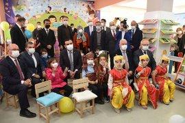 Karaman'a Çocuk Kütüphanesi Ve Türkçe Atölyesi