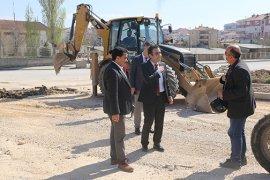 Karaman Belediyesi Dur Durak Bilmiyor