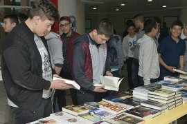 KMÜ 2. Kitap Fuarının Açılışı Yapıldı