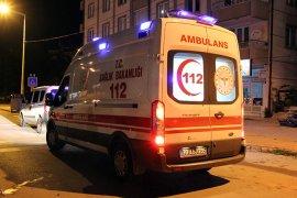 Karaman'da Silahlı Saldırıya Uğrayan 2 Kişi Yaralandı