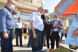 İYİ Parti Ve CHP'li Milletvekillerinden Ermenek Ziyareti