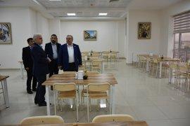 Milletvekili Recep Şeker'den İl Müdürü Kuntoğlu'na Ziyaret