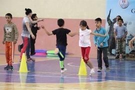 'Geleneksel Çocuk Oyunları Şenliği' Sona Erdi