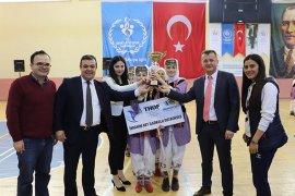 Okullar Arası Halk Oyunları Yarışmaları Sona Erdi