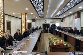 Ziraat Odası'nda Yaban Domuzuyla Mücadele İçin Toplantı Yapıldı