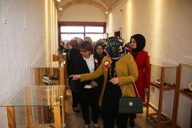 Kadın Ve Aile Hizmetleri Müdürlüğü'nden Kadınlar Gününe Özel Sergi
