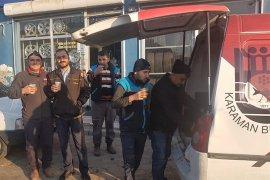 Sabah Çorbası Karaman Belediyesi'nden