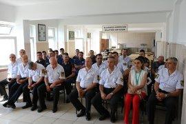 İl Jandarma Komutanlığında askeri personele bir seminer verildi.