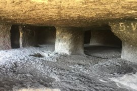 Manazan Mağarasındaki O Sorun Ortadan Kalkıyor