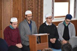 Öğrenciler, Şehitlerimiz İçin Kuran-I Kerim Okuyup Dua Ettiler