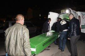 Karaman'da tek katlı ev çıkan yangın korkuttu