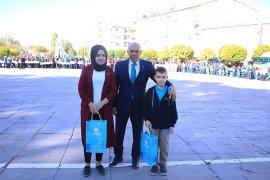 Cumhuriyet Bayramı Karaman'da Kutlandı