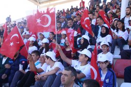 Karaman Belediye Spor Galibiyetle Başladı
