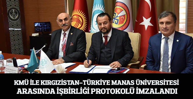 İki Üniversite Arasında İşbirliği Protokolü İmzalandı