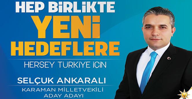 Güçlü Türkiye Biz Gençlerin Omzunda Yükselecektir