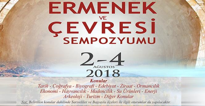 Ermenek Sempozyumu'na Sayılı Günler Kaldı