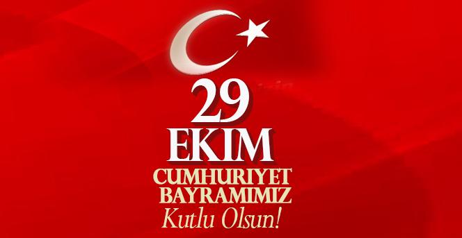 29 Ekim Cumhuriyet Bayramı Kutlama Mesajları