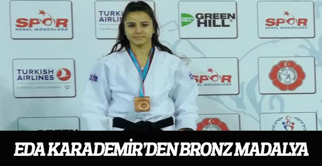 Karamanlı Judocudan Bronz Madalya
