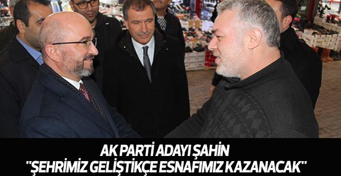 AK Parti Adayı Şahin
