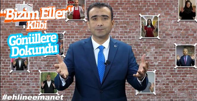 """""""Bizim Eller"""" Klibi Gönüllere Dokundu"""