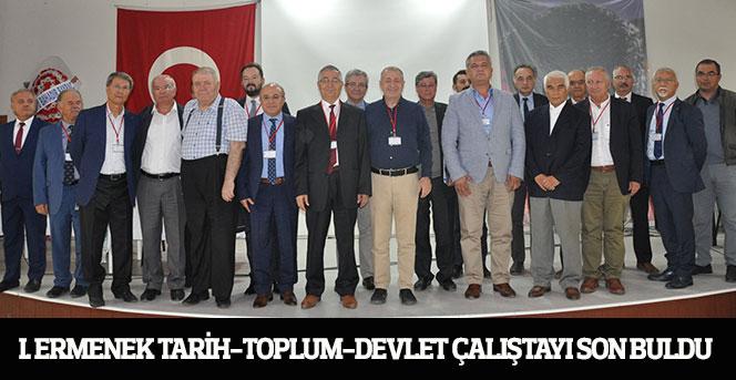 I. Ermenek Tarih-Toplum-Devlet Çalıştayı son buldu