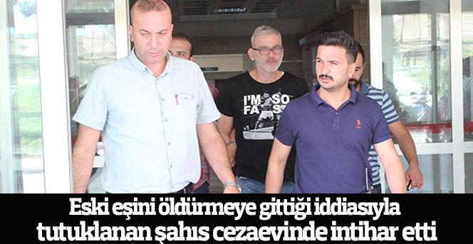 Cezaevinde tutuklu şahıs intihar etti
