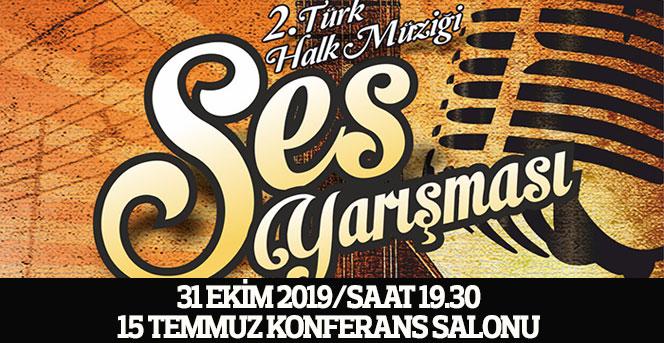 Türk Halk Müziği Ses Yarışmasında Final Heyecanı