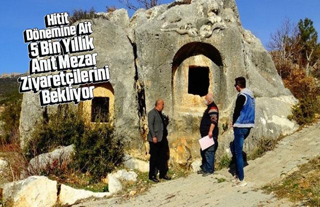 5 bin yıllık anıt mezar ziyaretçilerini bekliyor