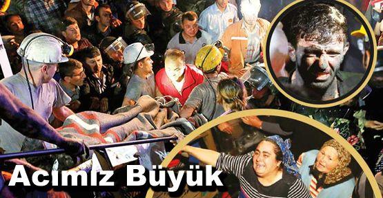 Türkiye'de Madenler 3 Binden Fazla Can Aldı