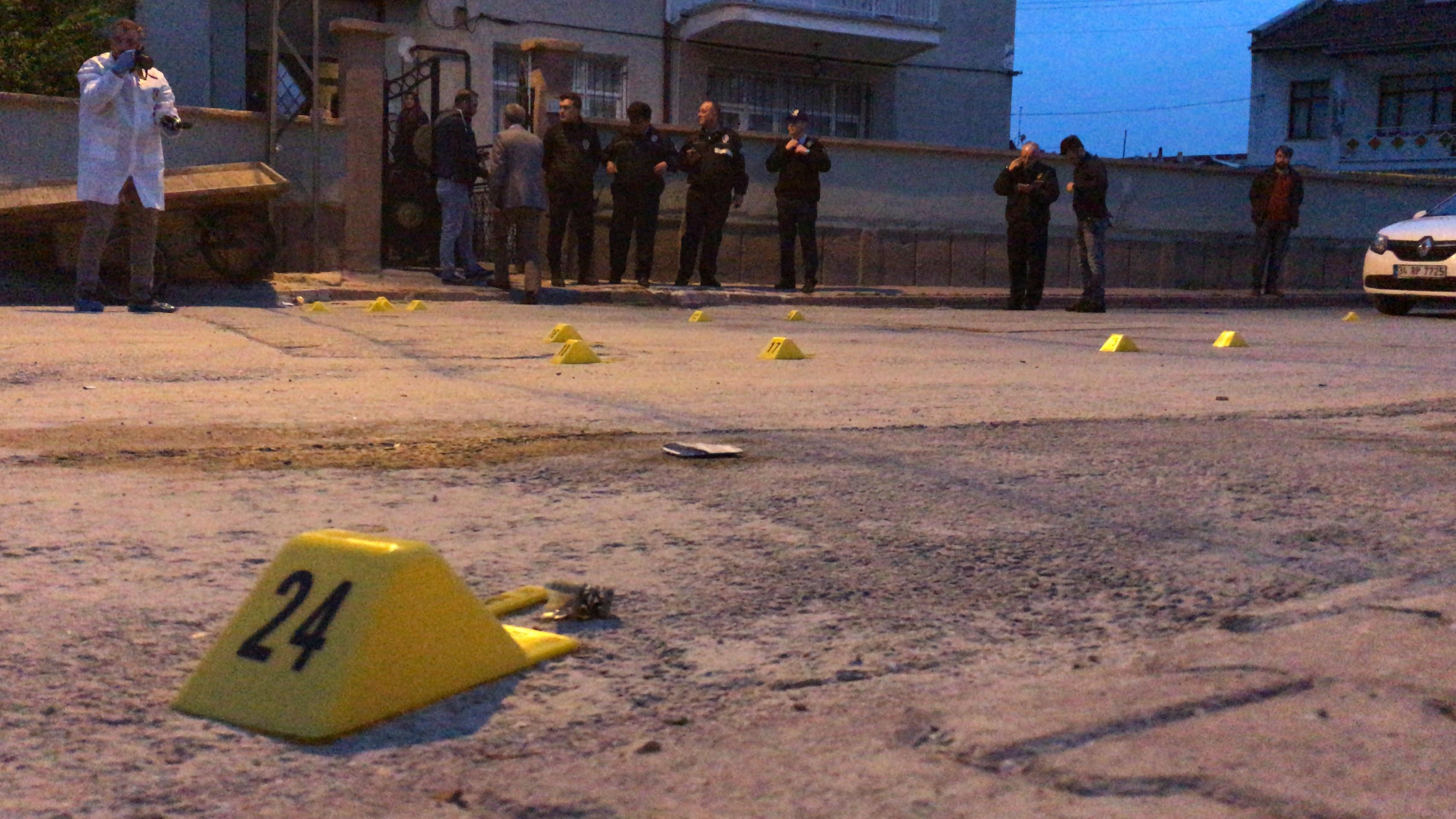 Konya'da iki aile sokak ortasında çatıştı: 2'si ağır 3 yaralı