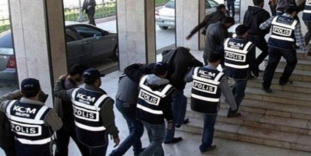 Mersin merkezli 8 ilde FETÖ operasyonu: 19 gözaltı