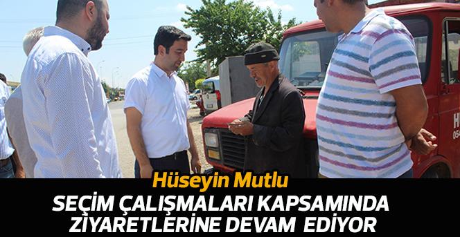 AK Parti Karaman Milletvekili Adayı Av. Hüseyin Mutlu sonuçtan emin