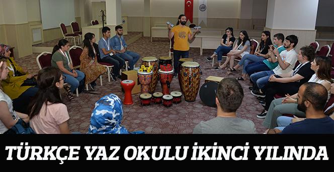 Türkçe Yaz Okulu İkinci Yılında
