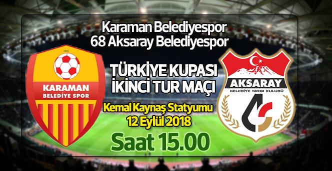 Türkiye Kupasında İkinci Tur Maçı Yarın