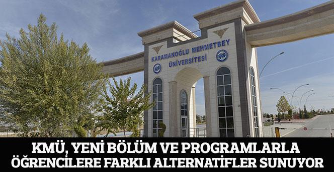 KMÜ'den Yeni Bölüm Ve Programlar
